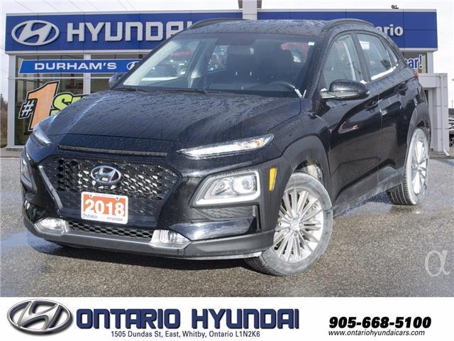 2018 Hyundai Kona 2.0L Preferred (Stk: 97107K) in Whitby - Image 1 of 20