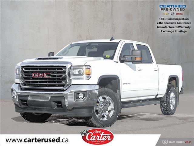 2018 GMC Sierra 3500HD SLE (Stk: 76276L) in Calgary - Image 1 of 28