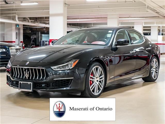 2018 Maserati Ghibli S Q4 GranLusso (Stk: 2023MA DEMO) in Vaughan - Image 1 of 30