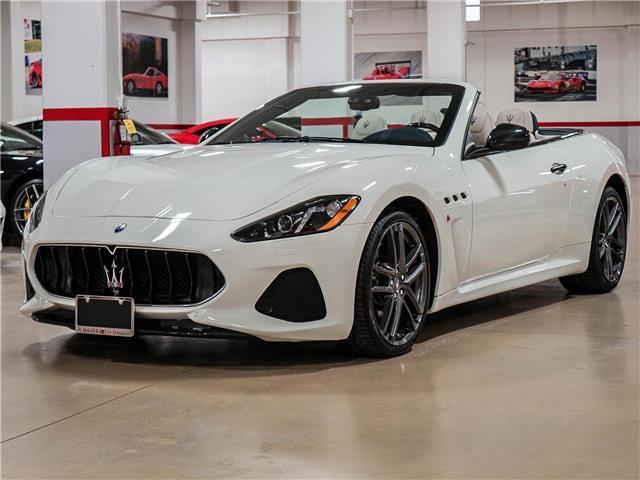 2018 Maserati GranTurismo  (Stk: MU0033) in Vaughan - Image 1 of 29