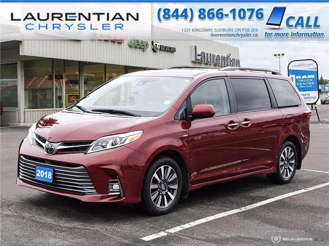 2018 Toyota Sienna XLE 7-Passenger (Stk: 20530A) in Greater Sudbury - Image 1 of 34