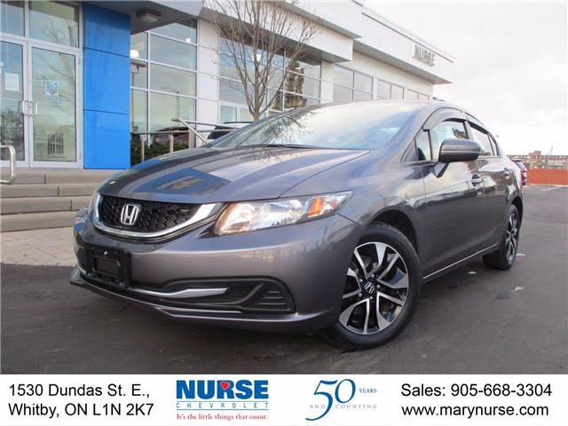 2014 Honda Civic EX (Stk: 21P011A) in Whitby - Image 1 of 23