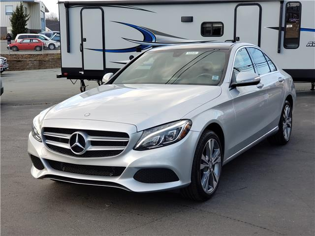 2015 Mercedes-Benz C-Class Base (Stk: 10943) in Lower Sackville - Image 1 of 26