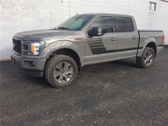 2018 Ford F-150  (Stk: 3014A) in Belleville - Image 1 of 1