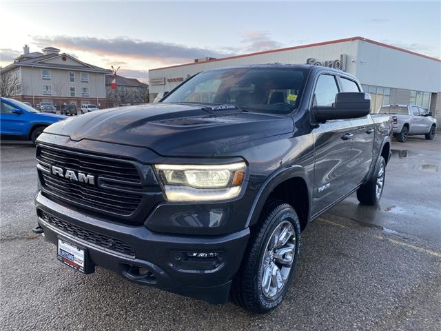 2021 RAM 1500 Laramie (Stk: 21-030) in Ingersoll - Image 1 of 21