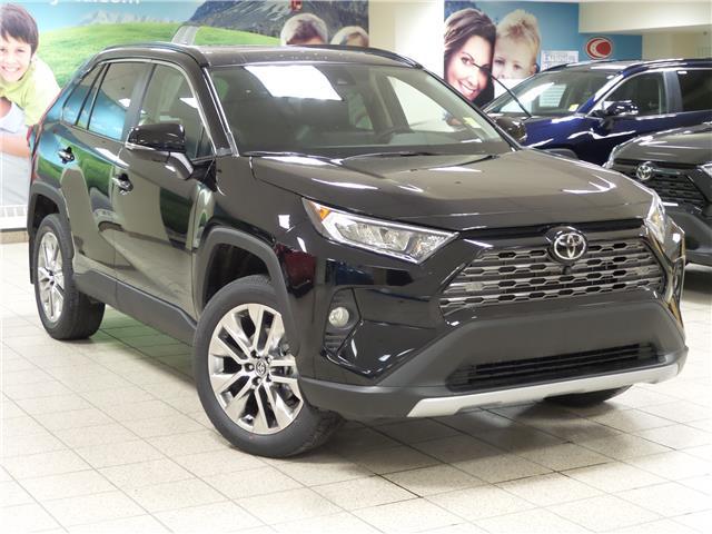 2021 Toyota RAV4 Limited (Stk: 210261) in Calgary - Image 1 of 21