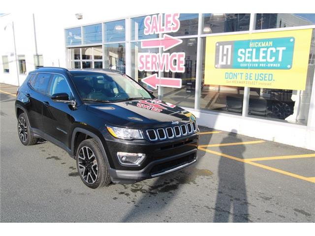 2019 Jeep Compass Limited (Stk: PU1418) in St. John's - Image 1 of 21