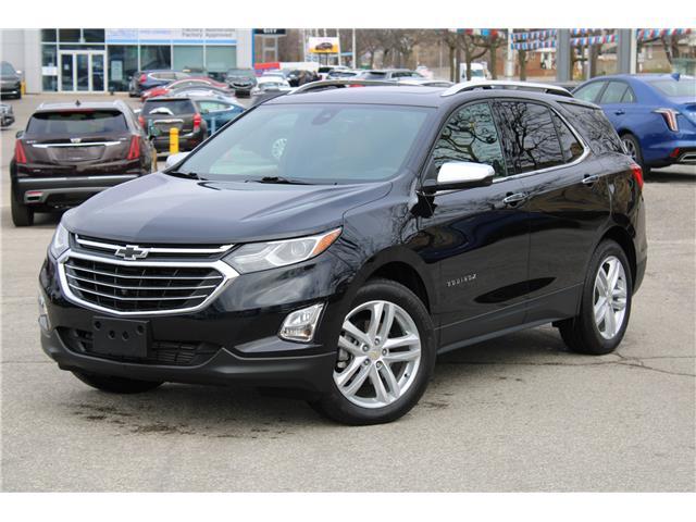 2020 Chevrolet Equinox Premier (Stk: 3010156) in Toronto - Image 1 of 33