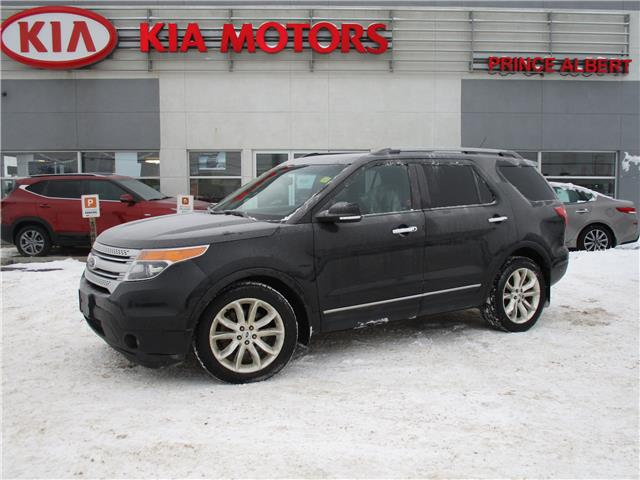 2014 Ford Explorer XLT 1FM5K8D84EGC15843 40077B in Prince Albert