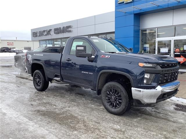 2021 Chevrolet Silverado 2500HD Work Truck (Stk: 21-320) in Listowel - Image 1 of 14