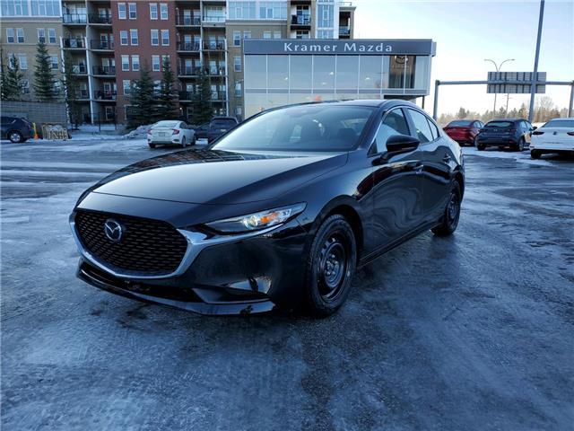 2021 Mazda Mazda3 GS (Stk: N6109) in Calgary - Image 1 of 4