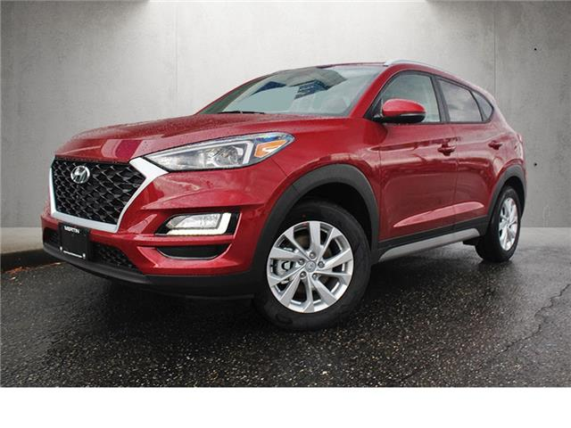 2021 Hyundai Tucson Preferred (Stk: HB6-0071) in Chilliwack - Image 1 of 10