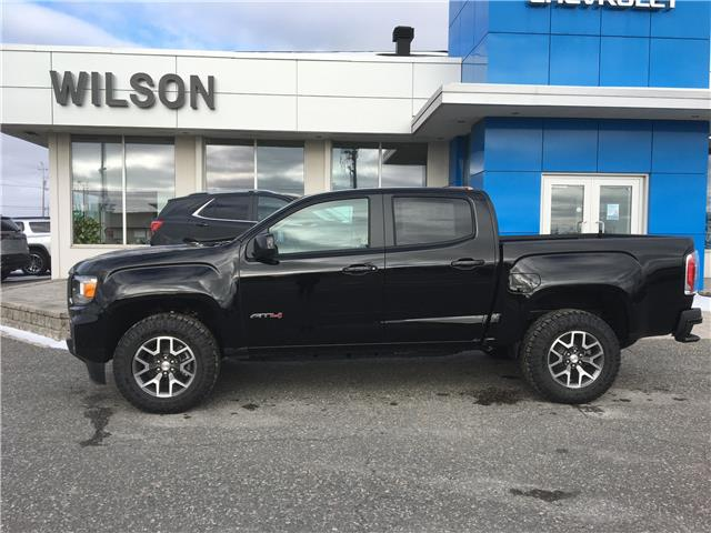 2021 GMC Canyon AT4 w/Cloth (Stk: 21063) in Temiskaming Shores - Image 1 of 11