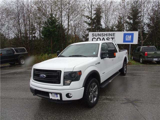 2014 Ford F-150 FX4 (Stk: GL357662A) in Sechelt - Image 1 of 37