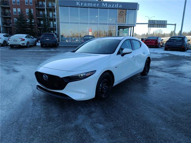 2021 Mazda Mazda3 Sport 100th Anniversary Edition (Stk: N6202) in Calgary - Image 1 of 4