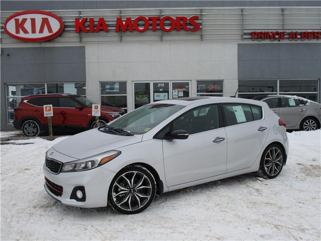2018 Kia Forte 1.6L SX (Stk: 38163) in Prince Albert - Image 1 of 16