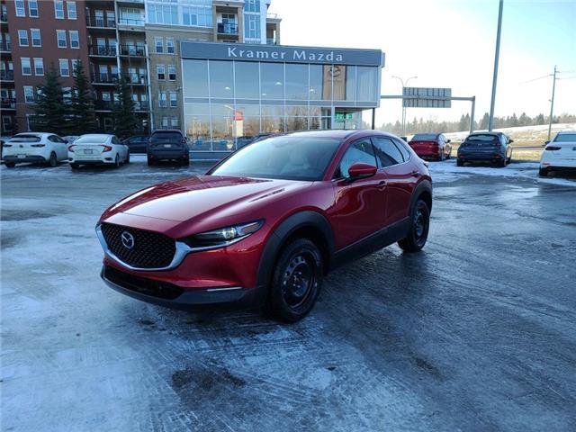 2020 Mazda CX-30 GT (Stk: N6230) in Calgary - Image 1 of 4