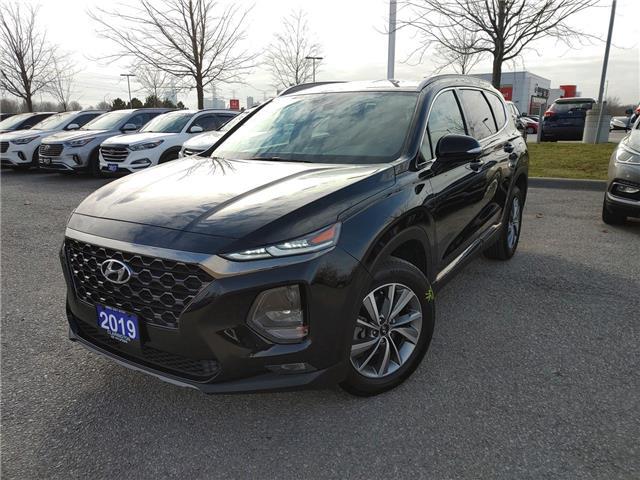 2019 Hyundai Santa Fe Preferred 2.4 (Stk: U1130) in Clarington - Image 1 of 9