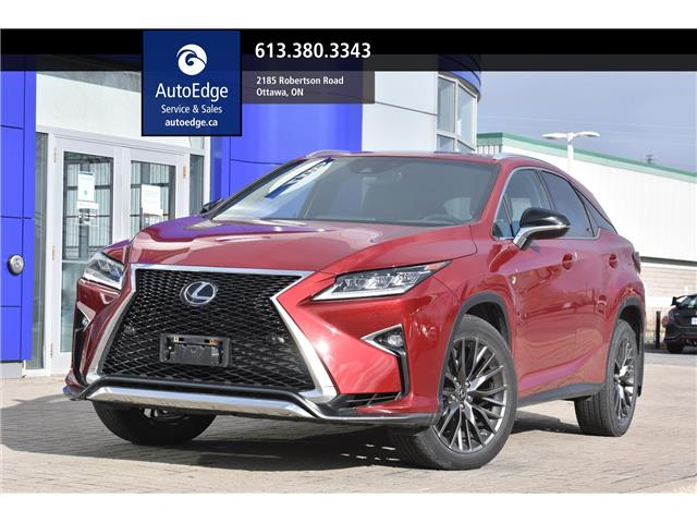 2018 Lexus RX 350 Base (Stk: A0420) in Ottawa - Image 1 of 28