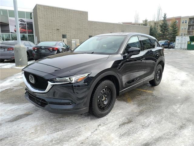 2021 Mazda CX-5 GT (Stk: N6164) in Calgary - Image 1 of 4
