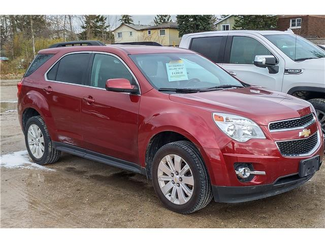 2011 Chevrolet Equinox 2LT (Stk: T3806A) in Stratford - Image 1 of 1