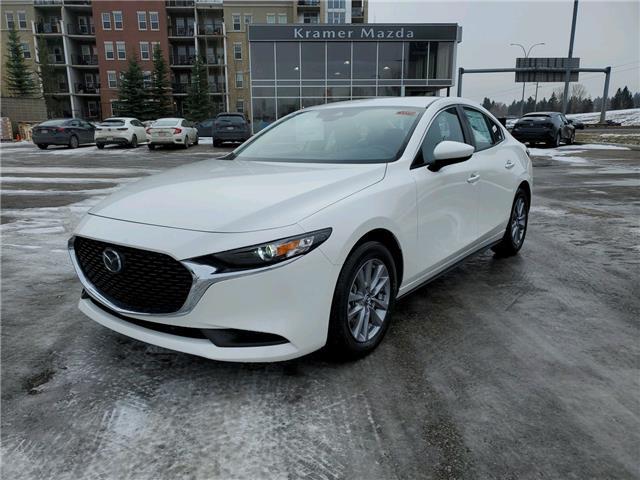 2021 Mazda Mazda3 GS (Stk: N6112) in Calgary - Image 1 of 4