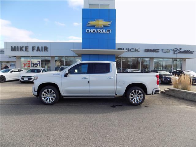 2021 Chevrolet Silverado 1500 High Country (Stk: 21074) in Smiths Falls - Image 1 of 16