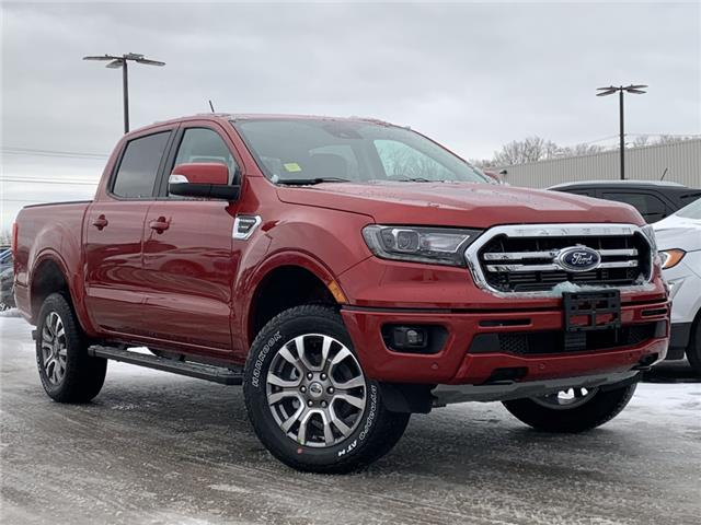 2020 Ford Ranger Lariat (Stk: 20RT49) in Midland - Image 1 of 17