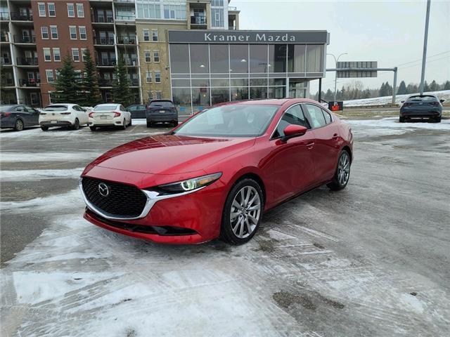 2020 Mazda Mazda3 GS (Stk: N5734) in Calgary - Image 1 of 4