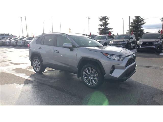 2021 Toyota RAV4 XLE (Stk: 210153) in Calgary - Image 1 of 12