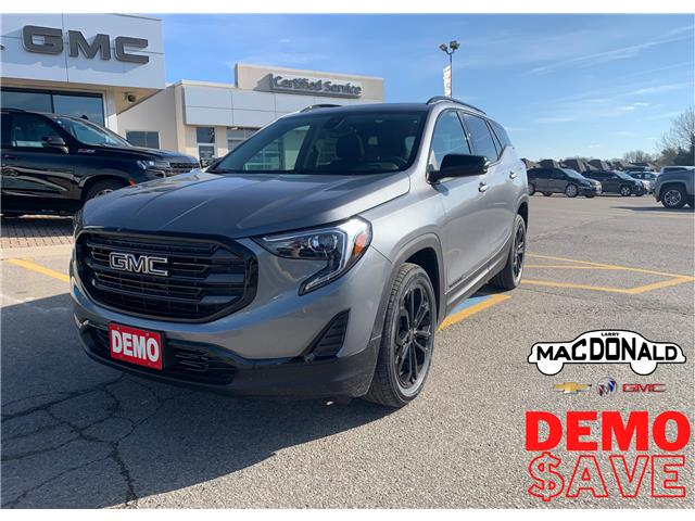 2021 GMC Terrain SLE (Stk: 47096) in Strathroy - Image 1 of 7