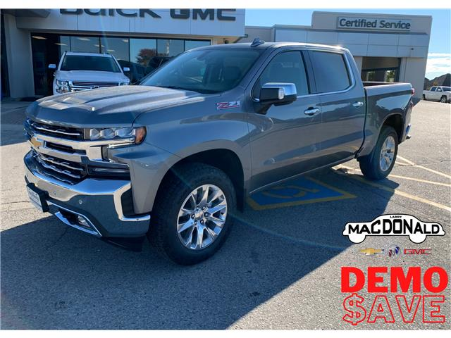 2021 Chevrolet Silverado 1500 LTZ (Stk: 46958) in Strathroy - Image 1 of 7