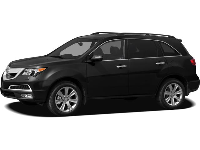 2012 Acura MDX Base (Stk: A2452A) in Red Deer - Image 1 of 1
