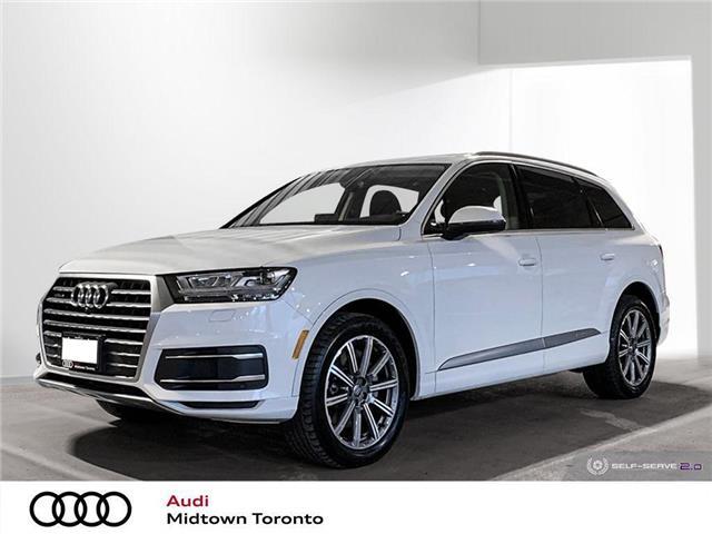 2018 Audi Q7 3.0T Technik (Stk: P8452) in Toronto - Image 1 of 24