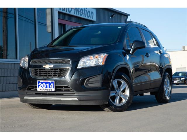 2014 Chevrolet Trax 1LT (Stk: 201073) in Chatham - Image 1 of 22