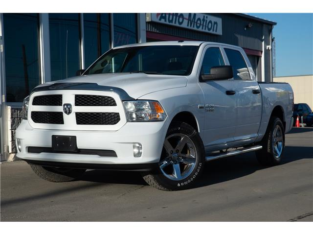 2018 RAM 1500 ST (Stk: 201094) in Chatham - Image 1 of 21