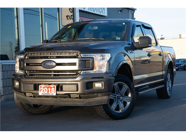 2018 Ford F-150  (Stk: 201022) in Chatham - Image 1 of 23