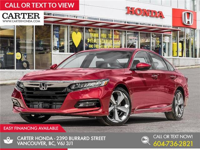 2019 Honda Accord Touring 2.0T (Stk: 6K20250) in Vancouver - Image 1 of 24