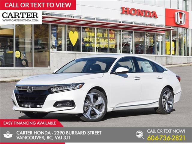 2020 Honda Accord Touring 1.5T (Stk: 6L17130) in Vancouver - Image 1 of 24