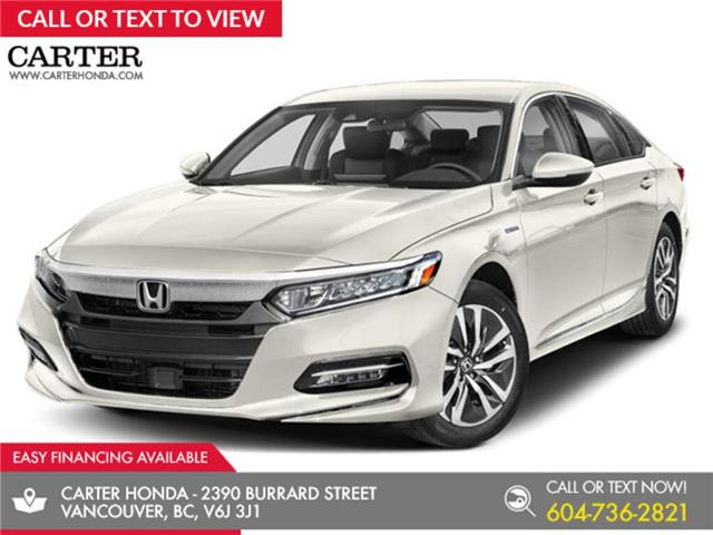 2020 Honda Accord Hybrid Base (Stk: 6L02720) in Vancouver - Image 1 of 3