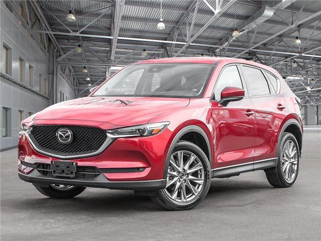 2021 Mazda CX-5 GT w/Turbo (Stk: 21316) in Toronto - Image 1 of 23