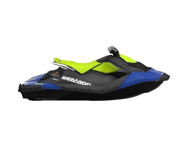 New 2021 Sea-Doo Spark® 2-up Rotax® 900 ACE™ - 90 IBR & CONV   - SASKATOON - FFUN Motorsports Saskatoon