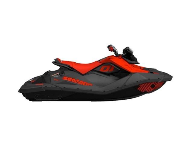 New 2021 Sea-Doo Spark® Trixx™ 2-up Rotax® 900 H.O. ACE™ IBR & Soun   - SASKATOON - FFUN Motorsports Saskatoon