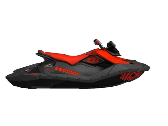 2021 Sea-Doo Spark® Trixx™ 3-up Rotax® 900 H.O. ACE™ IBR & Soun  (Stk: 37580) in SASKATOON - Image 1 of 1