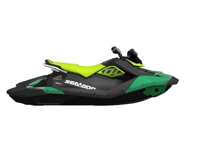 New 2021 Sea-Doo Spark® Trixx™ 3-up Rotax® 900 H.O. ACE™ IBR & Soun   - SASKATOON - FFUN Motorsports Saskatoon
