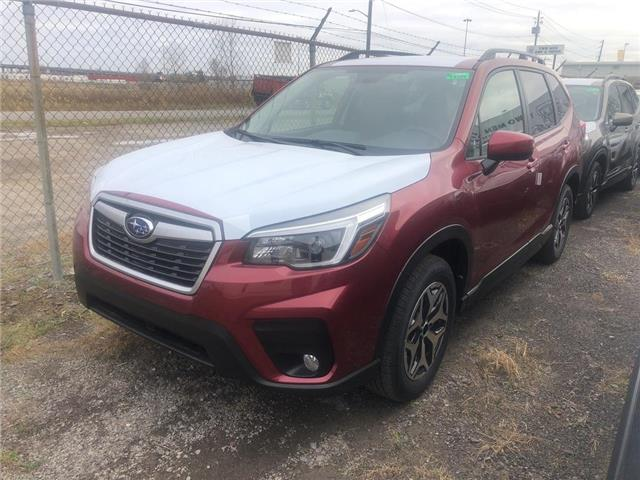 2021 Subaru Forester Convenience (Stk: S5627) in St.Catharines - Image 1 of 3
