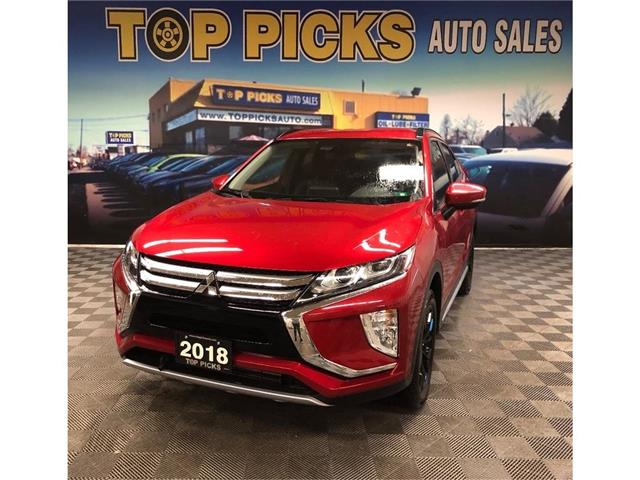 2018 Mitsubishi Eclipse Cross SE (Stk: 611341) in NORTH BAY - Image 1 of 29