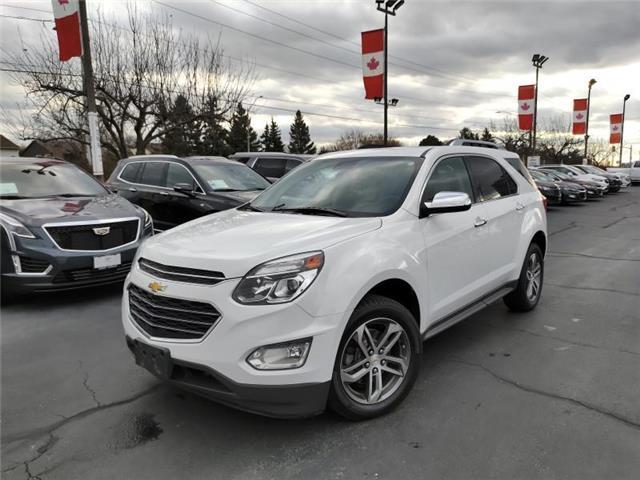 2017 Chevrolet Equinox Premier (Stk: 219515A) in Burlington - Image 1 of 15