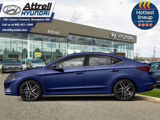 2020 Hyundai Elantra Sport DCT (Stk: 36547) in Brampton - Image 1 of 1