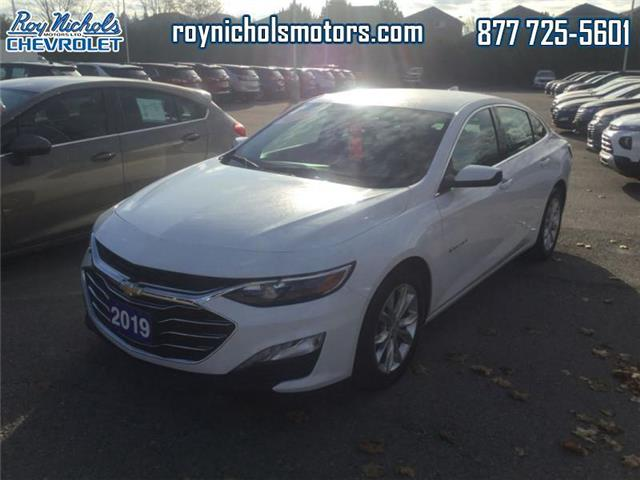 2019 Chevrolet Malibu LT (Stk: P6623) in Courtice - Image 1 of 14